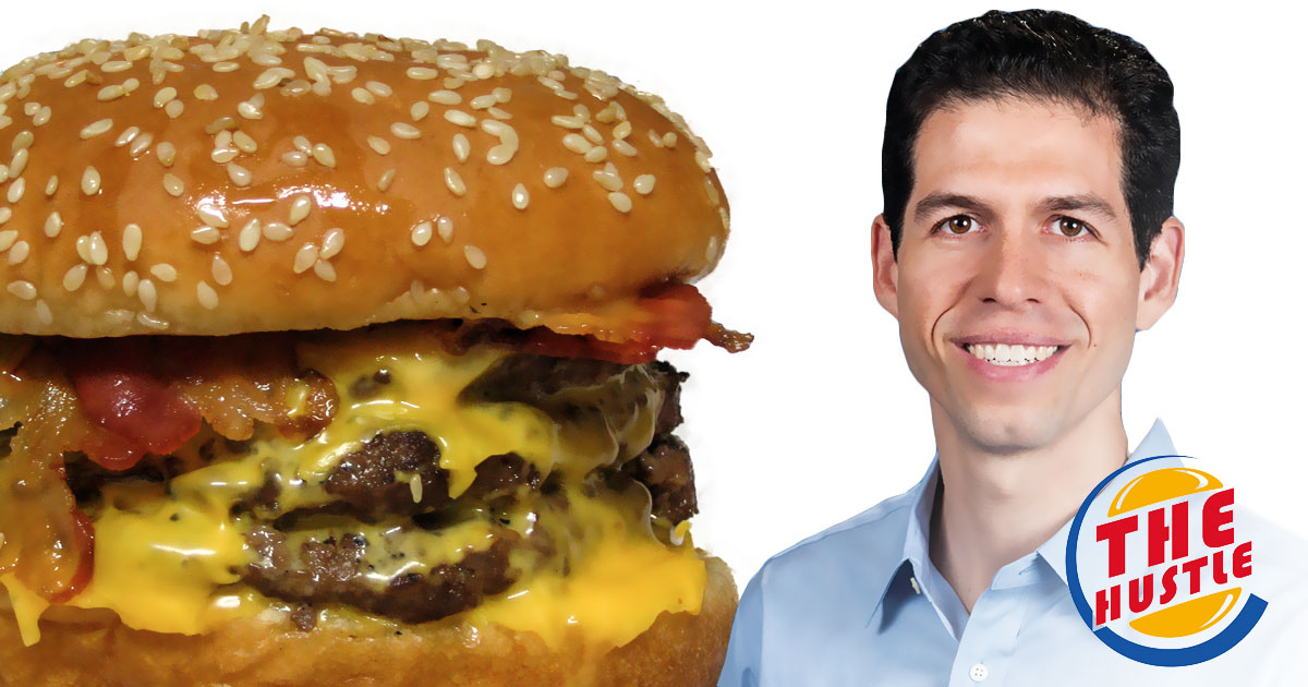 How a 32-Year-Old Became CEO of Burger King