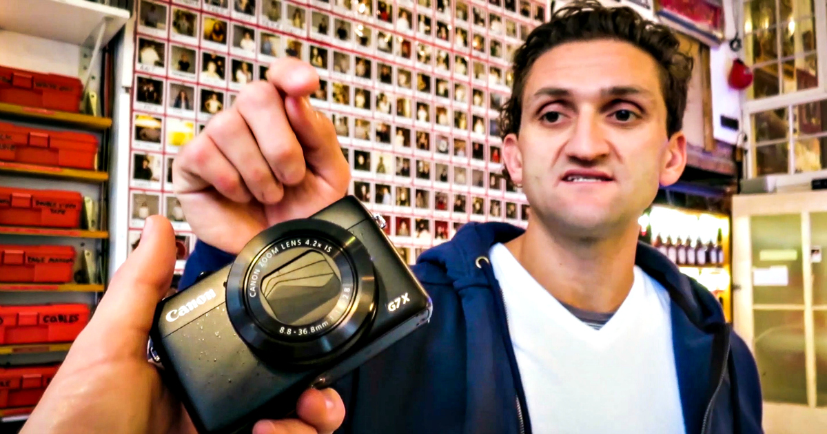 YouTube Celeb Casey Neistat: Legacy Media Companies Are Utterly F*cked