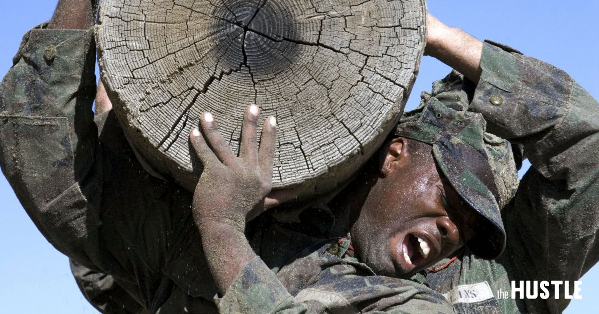 The 40% Rule: A Navy SEAL's Secret to Mental Toughness