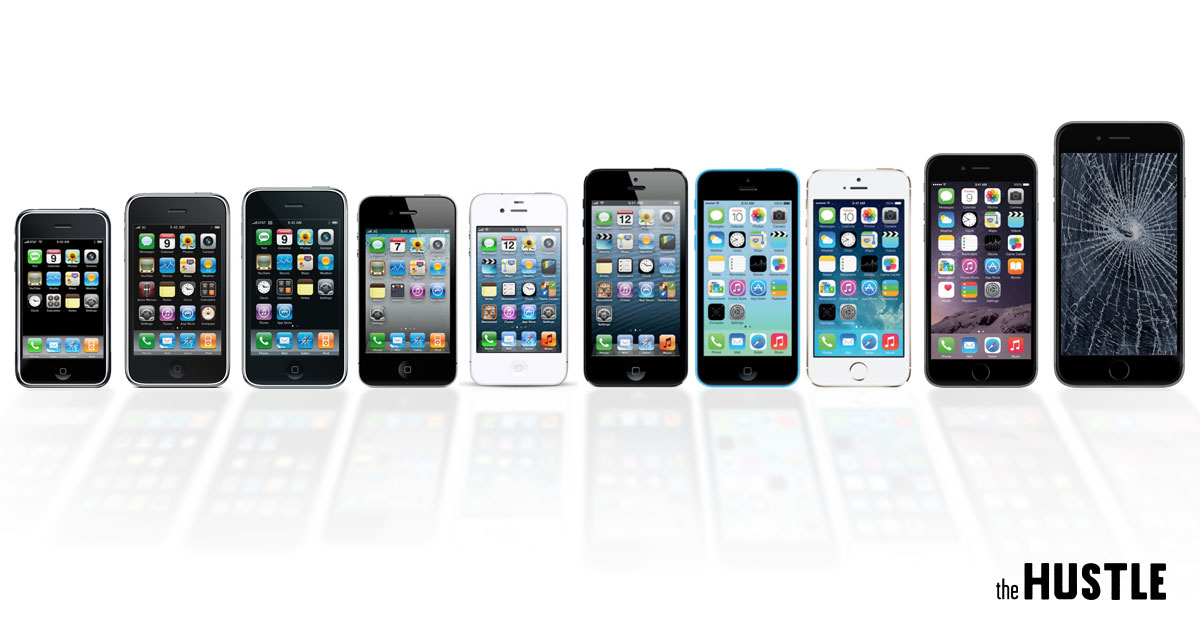 what year did the first iphone come out why your iphone only lasts two years max 21237