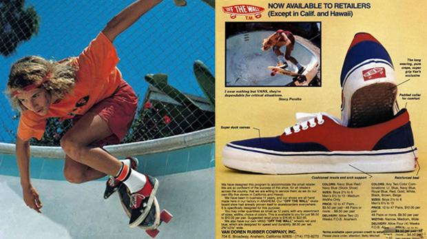 7db7d6f0f6 Tony Alva and his Vans advertisement.