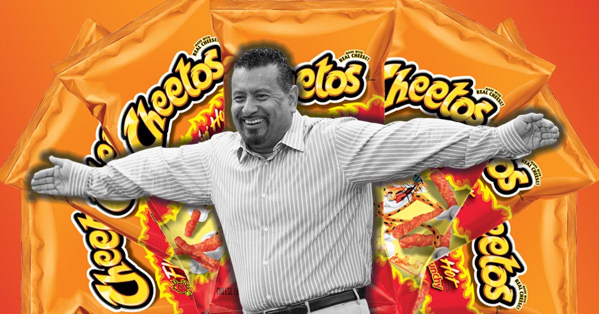 How a janitor at Frito-Lay invented Flamin' Hot Cheetos