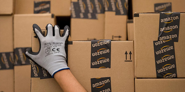 Amazon looking to build its own shipping company