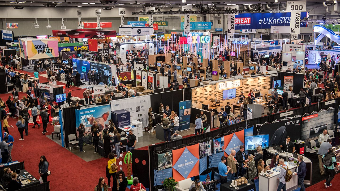Boring Trade Show Businesses are Minting Billions  Here's How