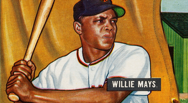 You May Have Overpaid For That Willie Mays Card