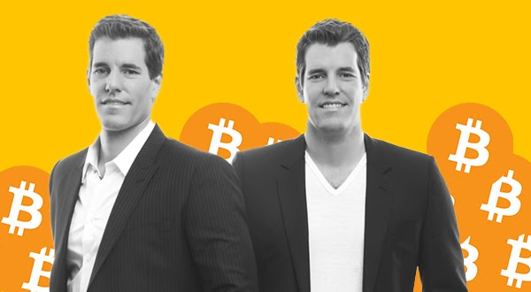 How the billionaire Winklevoss twins are betting on a decentralized future