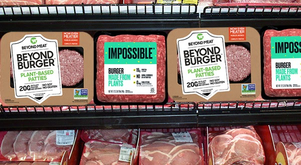 Beyond Meat vs. Impossible Foods, explained