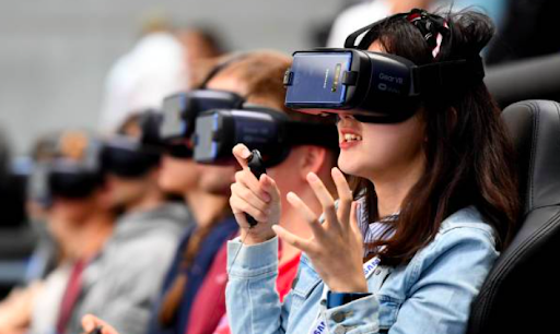 How researchers are using VR to combat COVID
